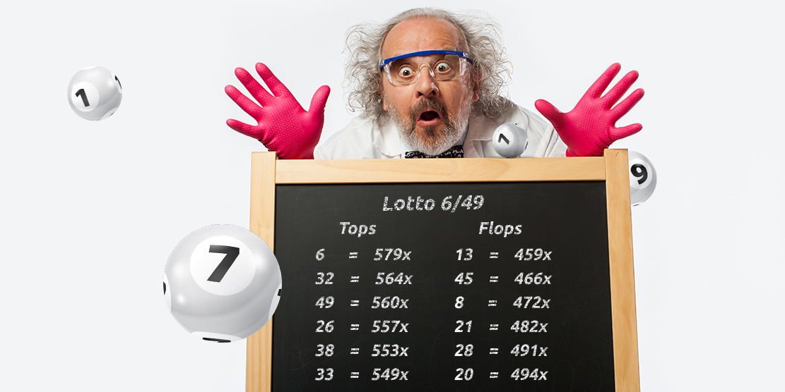 Lotto 6/49: Those are the best numbers